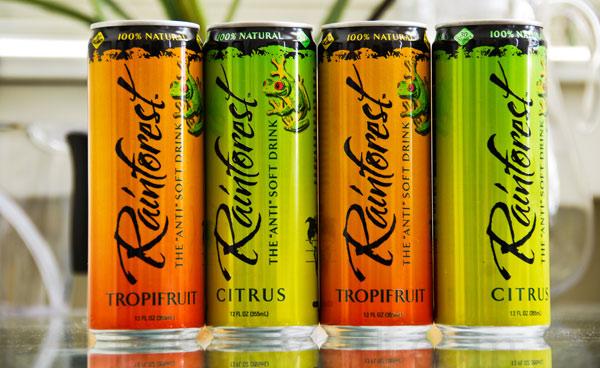 Rainforest Beverages Endorsement