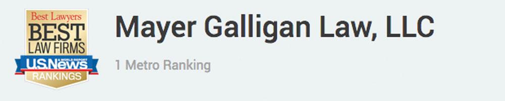 Mayer Galligan makes U.S.News Best Law Firm list